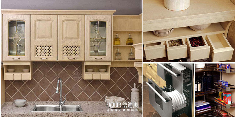 dancing marilyn thick raymond Fadior Stainless Steel Kitchen Cabinets metal kitchen cabinets