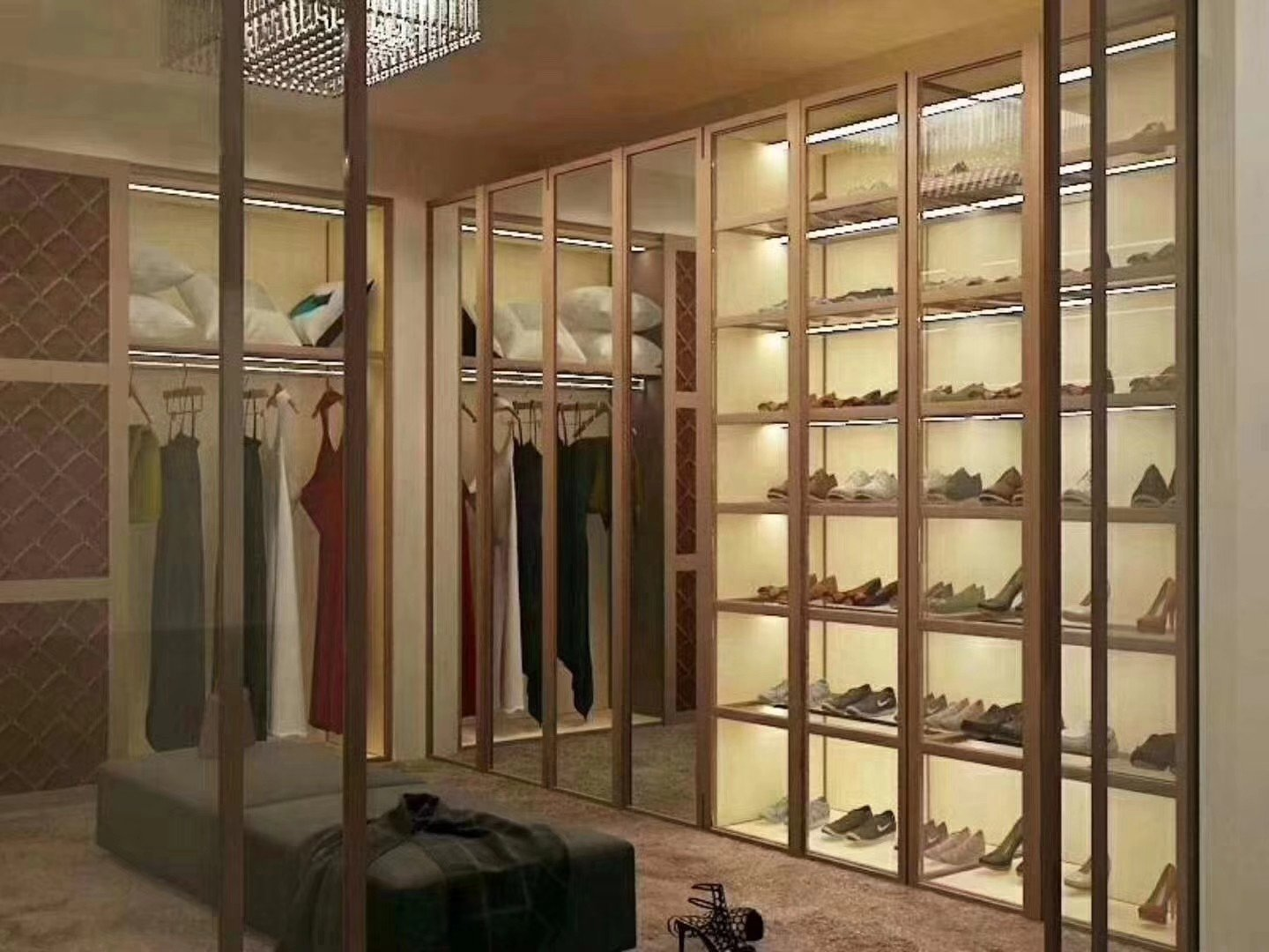Eighth China (Guangzhou) Exhibition Wardrobe